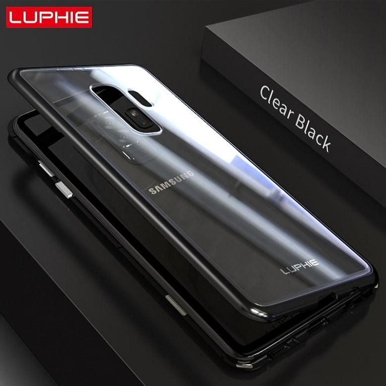 Case Bumper Imantado Para Samsung Galaxy S9 / S9 Plus / A9
