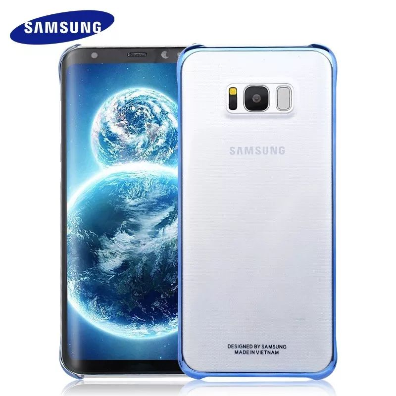 Case Protector Clear Samsung Galaxy S8