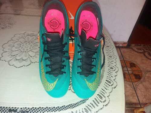 Chimpunes Marca Nike Modelo Mercurial Cr7 Chapter T. 42