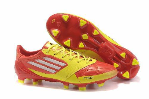 Chimpunes adidas F50 Adizero Nuevos Talla 12 Us Originales