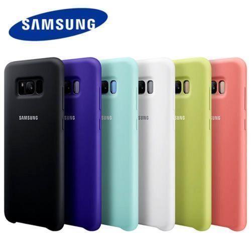 Fundaprotector Silicone Samsung Galaxys8