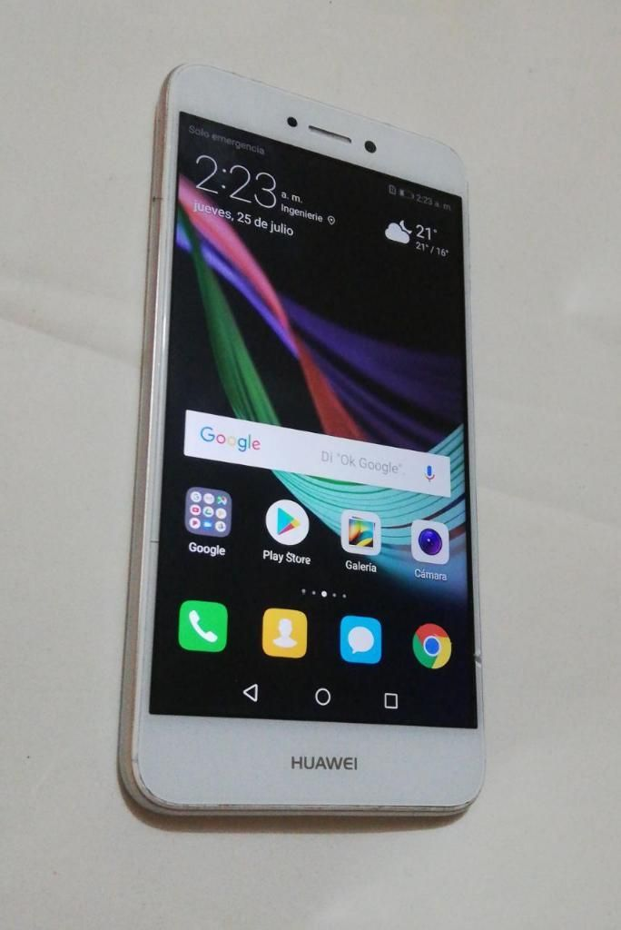 Huawei P9 Lite  Libre con Detalle