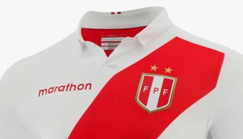 Nueva Camiseta De Perú Copa América 2019
