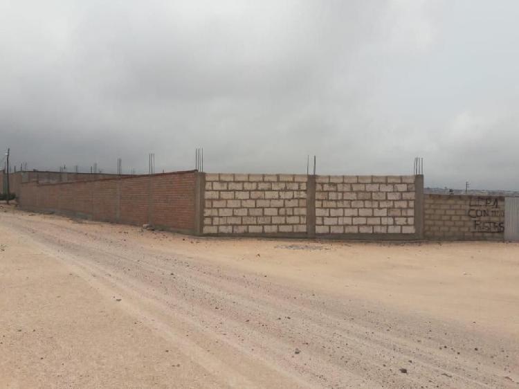 Venta de terreno en Apipa Sector 14 de 4000 m2,inscrito en