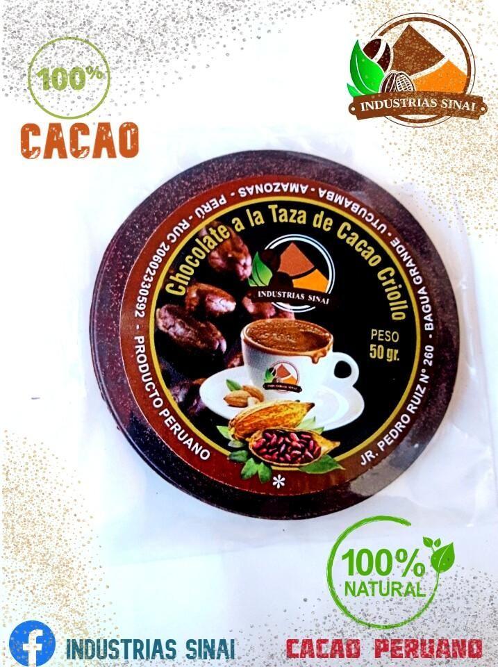 CAFE TOSTADO MOLIDO/ CHOCOLATE DE TAZA