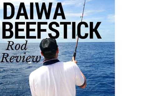 Caña De Pesca Marca Daiwa Modelo Beef Stick