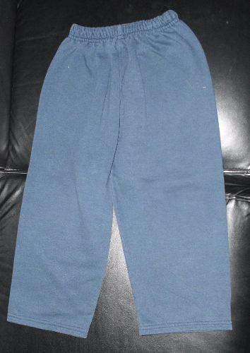 Pantalones De Algodon Para Niño De Talla 4