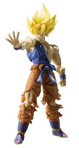 Goku Warrior Awakening Dragon Ball Z Sh Figuarts En Stock