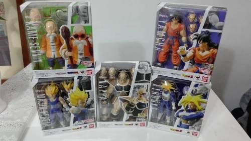 S.h.figuarts Dragon Ball Majin Vegeta, Nappa, Roshi, Etc Jp