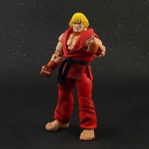 Street Fighter Iv Ken Neca Action Figure