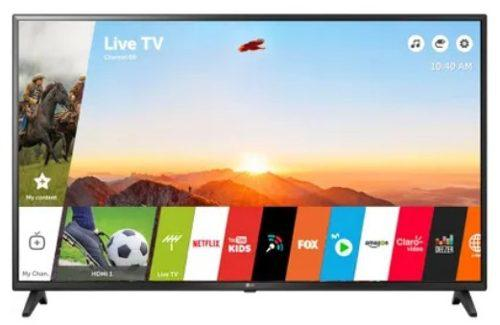 Televisor Lg Led 55 Uhd Smart Tv 55uk6200