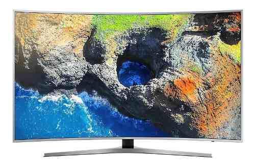 Televisor Samsung De 49 Curvo, Ultra Hd, Smart 49ku6500