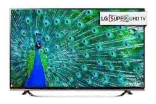Tv Led 4k Lg 3d 60'' Smart Tv Webos 60uf8500 Super Ultra Hd