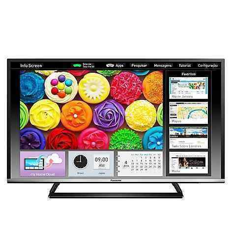 Tv Led 50 Smart Tv Panasonic Tc-50cs600l Full Hd.