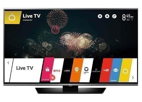 Tv Led Lg 40 Smart Tv Webos 2.0 40lf6350 Full Hd Wifi.