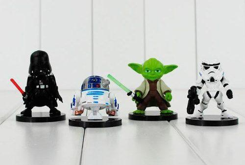 buscando Regalos? Pack De Figuras Star Wars