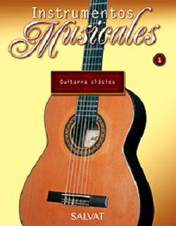 Instrumentos Musicales en Miniatura, GUITARRA ESPAÑOLA y