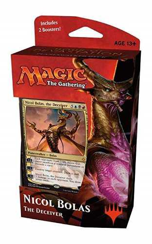 Magic The Gathering Planeswalker Deck Nicol Bolas