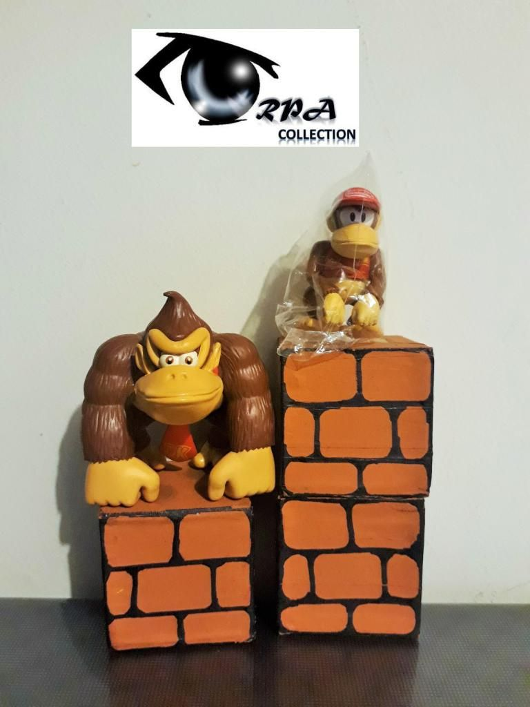 Pack Diddy & Donkey Kong - Nintendo