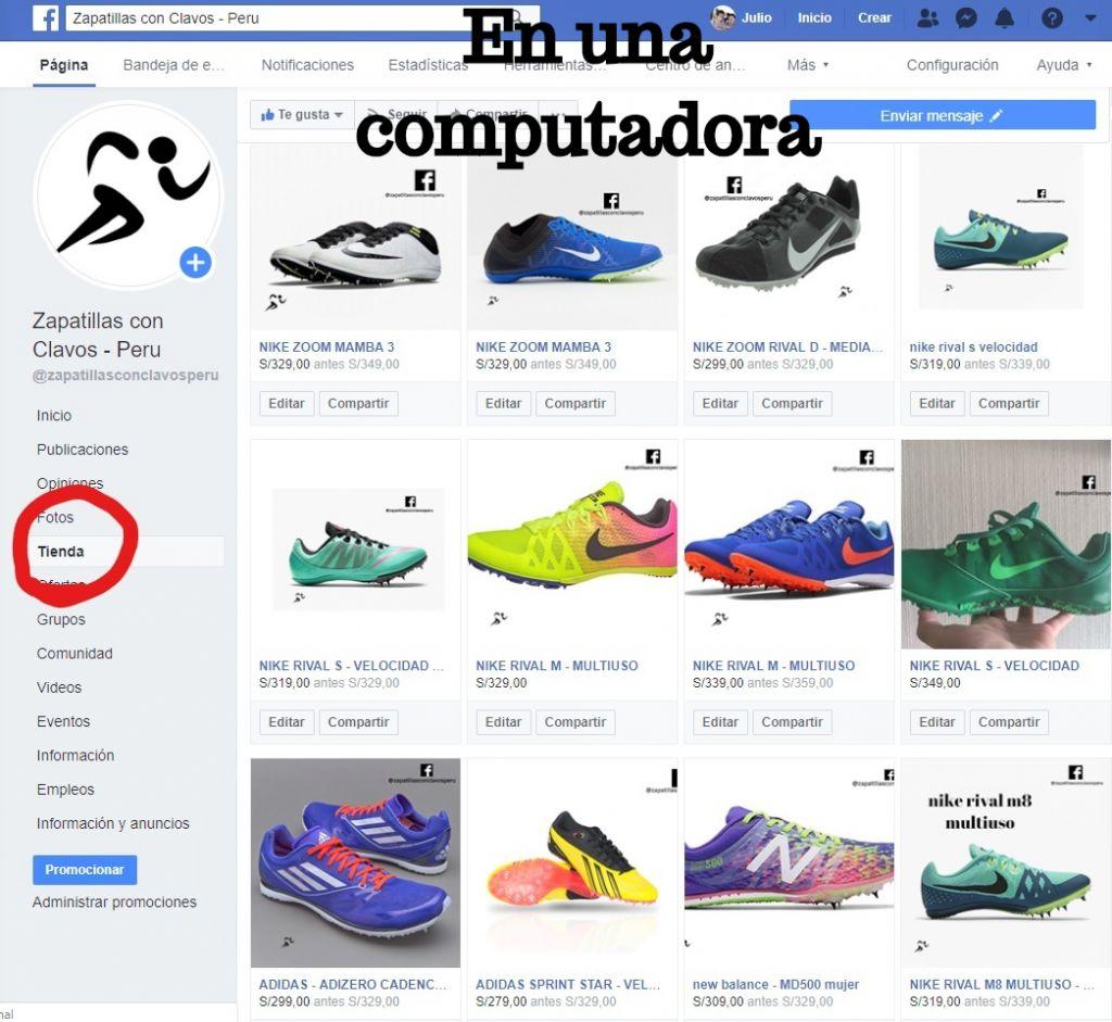 Zapatillas De Atletismo Con Clavos hombre / mujer