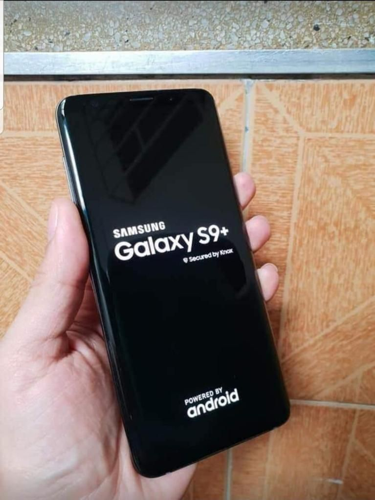 Cambio Samsung S9 Plus Libre