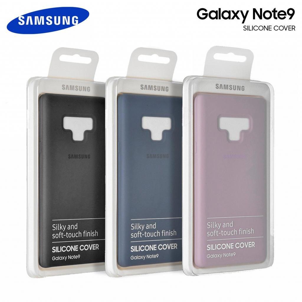 Silicone Cover Samsung Usa Original @ galaxy note 9 No