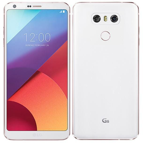 Vendo LG G6 BLANCO 9.5 DE 10 con CAJA
