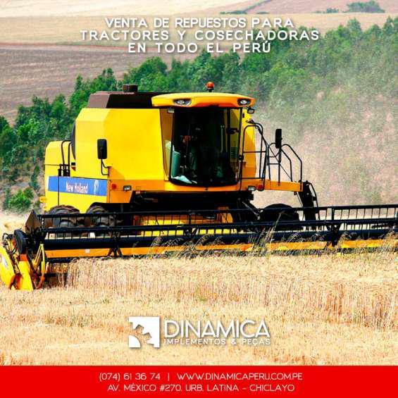 Discos de embrague para maquinaria agricola en Chiclayo