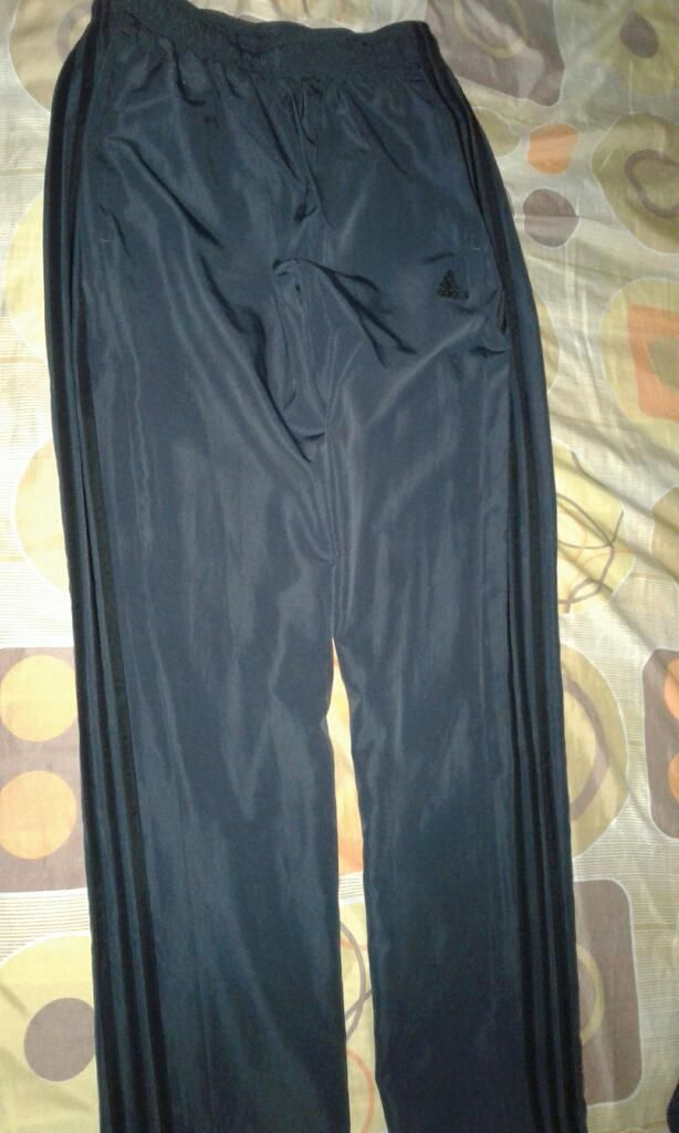Pantalon Buzo Adidas Talla M Original