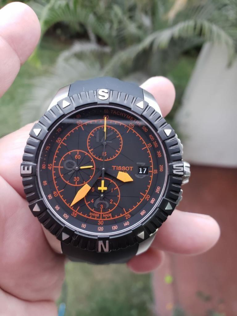 Reloj Tissot Navigator Automático