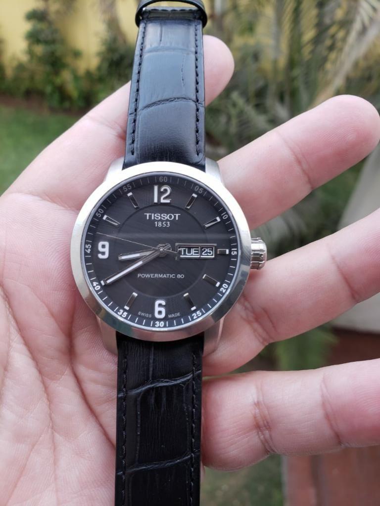 Reloj Tissot Prc 200 Powermatic 80