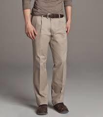 Pantalon DOCKER con pinzas talla 30