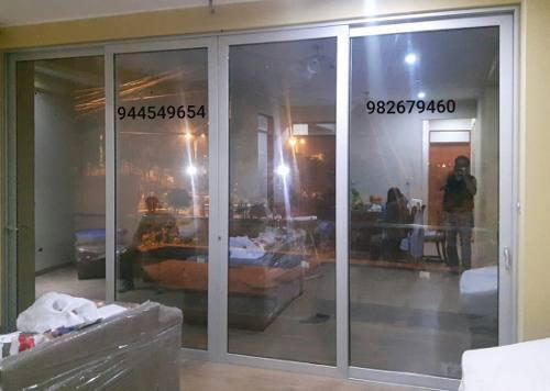 Vidrio Templado Ventanas Y Mamparas Puertas De Duchas