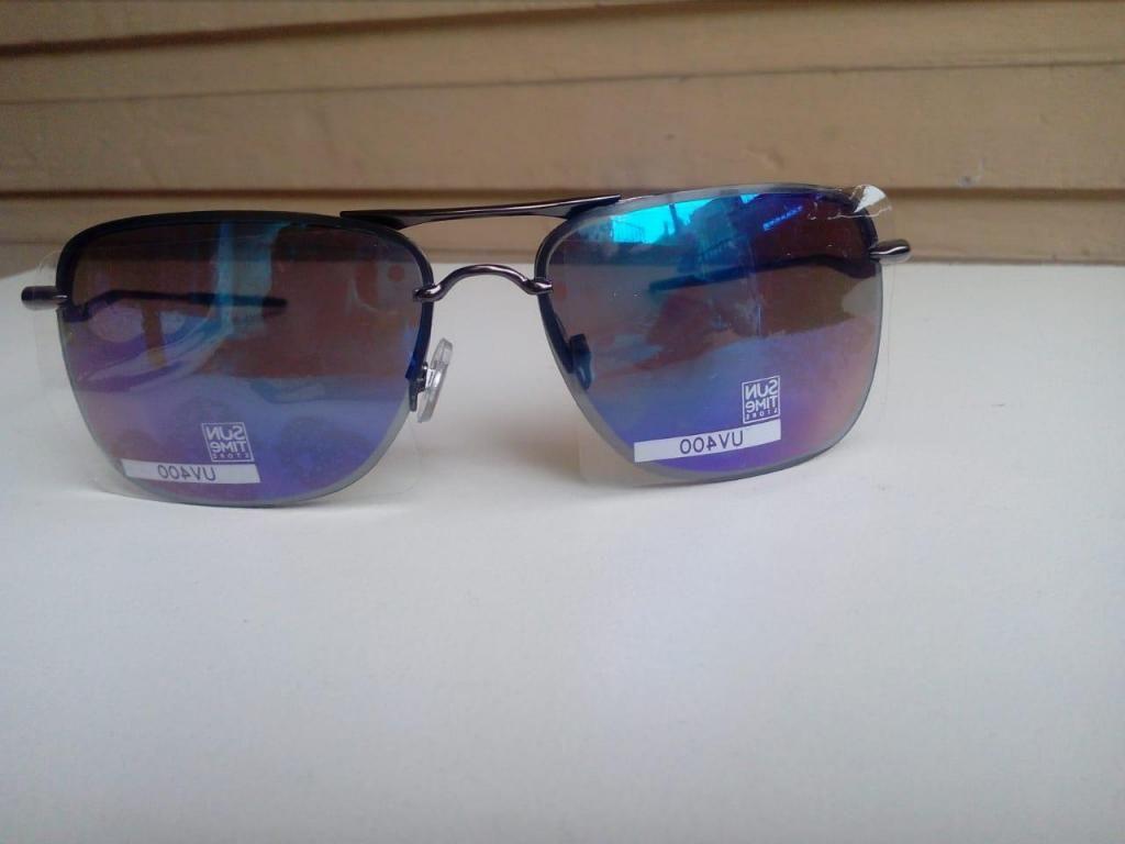 lentes de sol importados SUN T POLARIZADO DOS VIDRIO 2