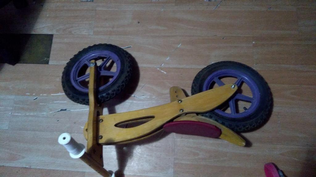 Bicicleta de Entrenamiento Niña O Niño