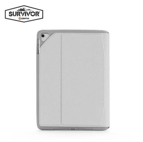 Case Con Tapa Griffin Survivor iPad 9.7 2018 Pro 9.7 Air 1 2