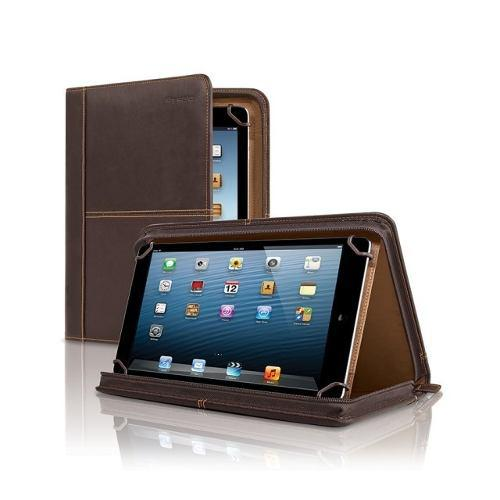 Case De Cuero Genuino Usa iPad 9.7 2018 Pro 10.5 Air 2019