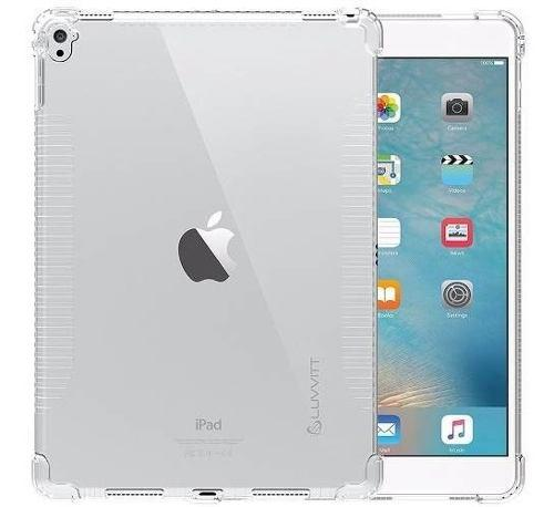 Case Luvvitt Para iPad 9.7 Pro Y Air 3 Transparente
