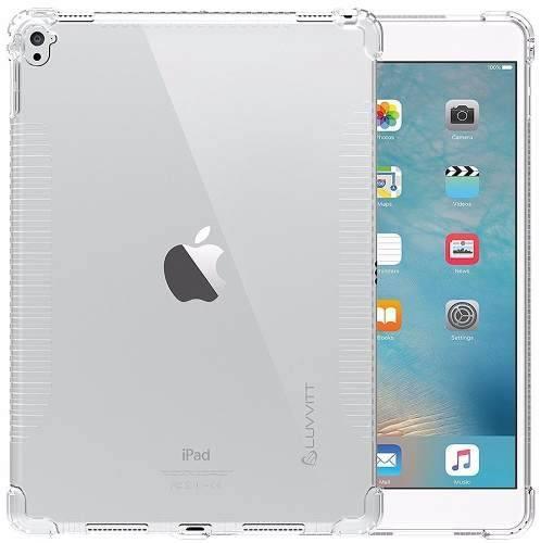 Case Luvvitt Para iPad 9.7 Transparente 2017 Y 2018