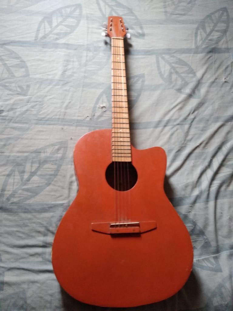 Remato Mi Guitarra Acustica