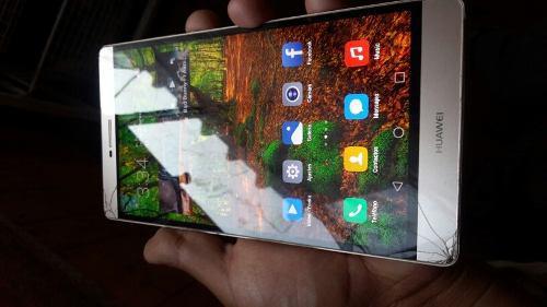Vendo O Cambio Huawei P8 Max Libre No Samsung S8.note8.6s.x.