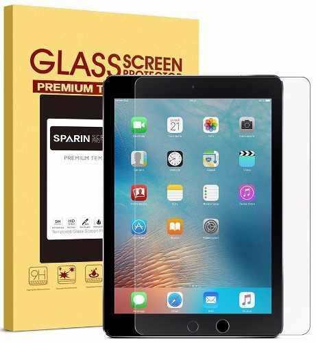 Vidrio Templado Sparin Para iPad Pro, Air Y Air 2 De 9.7