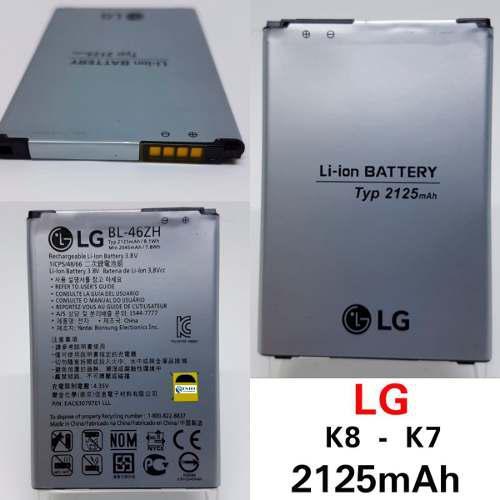 Bateria Para Lg K7, K8 Con Garantia De Tienda