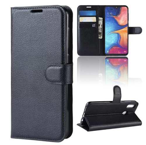 Samsung Galaxy A20 - Case Flip Cover