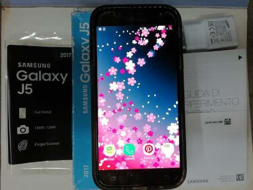 Samsung Galaxy J5 Prime 4g Lte Sin Un Solo Rayón 9/10