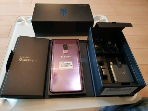 Samsung Galaxy S9 Plus Duo Libre Imei Original Full Con Caja