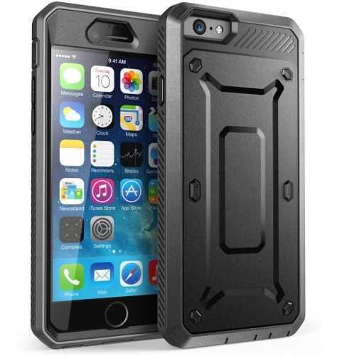 Case Armor 360 iPhone 6s Plus 7 8 7 Plus 8 Plus Con Mica