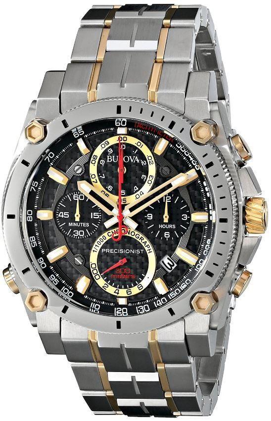 Reloj Bulova 98b228 Precisionist - 100% Original En Caja