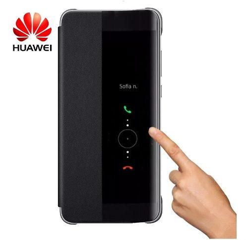 Smart Flip Cover Original Huawei P30 Pro Funda Case