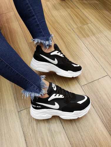 Zapatillas Nike De Mujer Moda